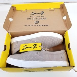 Seven7 | Gemini Mens slip on sneakers
